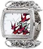 Christian Audigier Watches:Ed Hardy Women's LI-BR Lilly Bird Watch