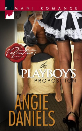 The Playboy's Proposition (Kimani Romance)
