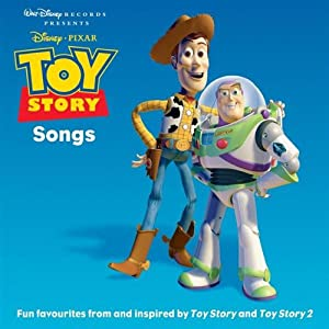toy story 2 songs