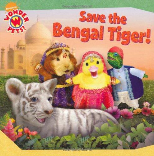 Wonder Pets Save the Bengal Tiger