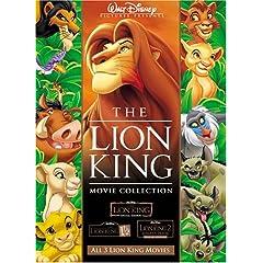 الكارتوني Lion King Trilogy