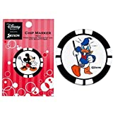 Dunlop Srixon Disney GGF-06125 clip marker black