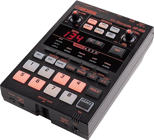 Buy Discount Boss Sp-202 202 Audio Sampler