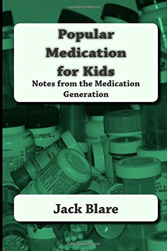 Popular Medication for Kids: The ascent and descent of a teenage drug addict in the sundown of Western Society