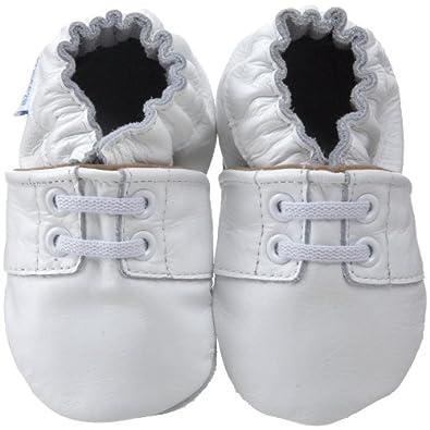 (亲妈)Robeez Soft Soles Special Occasion Crib Shoe 宝宝学步鞋$18.56 码全