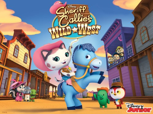 Sheriff Callie's Wild West Volume 1
