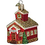 School House Ornament (3-1/4 in.)