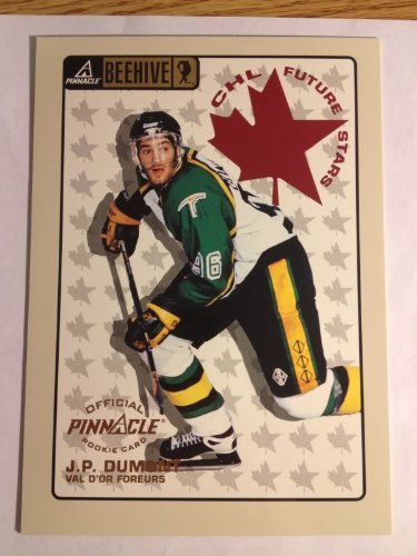 1997-98 Beehive #68 J-P Dumont Jls Rc Rookie Card
