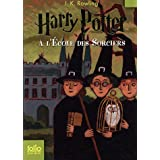 Harry Potter, Tome 1 : Harry Potter � l'�cole des sorcierspar J. K. Rowling
