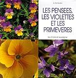 echange, troc A Tantardini - Les pensées, les violettes et les primevères
