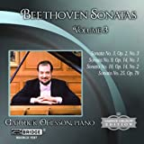 Beethoven: Sonatas, Vol. 3