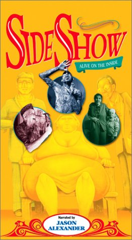 Sideshow: Alive on the Inside [VHS] [Import]