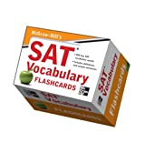 img - for McGraw-Hill's SAT Vocabulary Flashcards book / textbook / text book