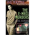 P.C. Hawke Mysteries: The E-Mail Murders - Book #3 (PC Hawke Mysteries) book cover