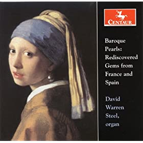 Steel, David Warren: Baroque Pearls