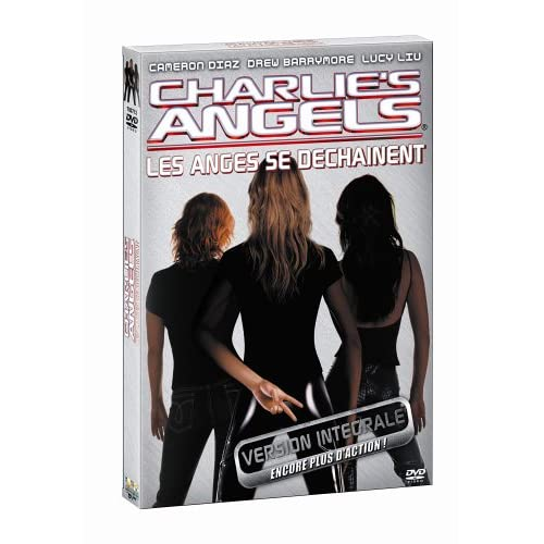 [MU] Charlie's Angels, Les Anges Se D?cha?nent [PAL][DVD-R]