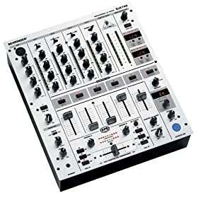 Behringer DJX700 Professional 5-Channel DJ Mixer with Digital Effects and BPM Counter