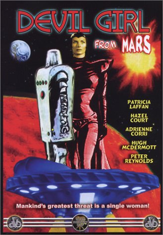 Devil Girl From Mars [DVD] [1954] [Region 1] [US Import] [NTSC]