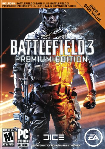 Battlefield 3: Premium Edition [Online Game Code] (Battlefield 3 Digital Download compare prices)