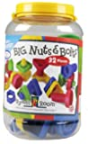 Small World Toys Ryan's Room Educational - Big Nuts and Bolts 32 Pc.