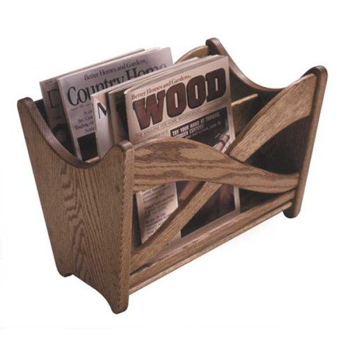 magazine rack woodworking plan description looking for a project to ...