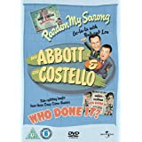Abbott and Costello - Pardon My Sarong/ Who Done It? [UK Import]