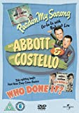 Abbott And Costello: Pardon My Sarong/Who Done It? [DVD]