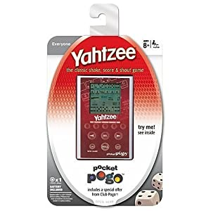 Yahtzee Pocket Pogo Game