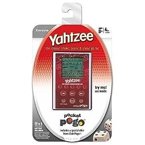 Yahtzee Pocket Pogo Game