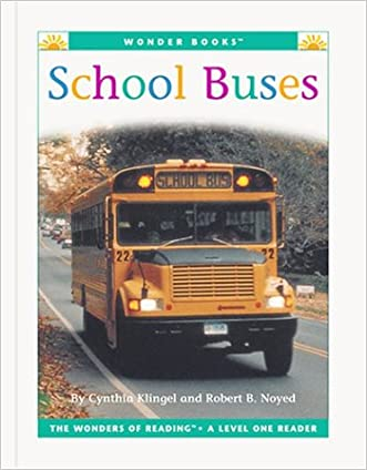 School Buses (Wonder Books: Level 1 Transportation)