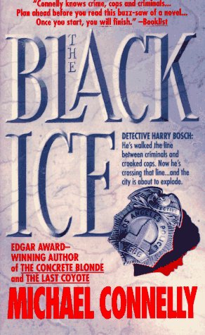 Image for The Black Ice (Detective Harry Bosch Mysteries)