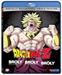 Dragon Ball Z: Broly Triple Feature [...