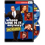 Whose Line Is It Anyway: Season 1, Vol 2 ~ Drew Carey