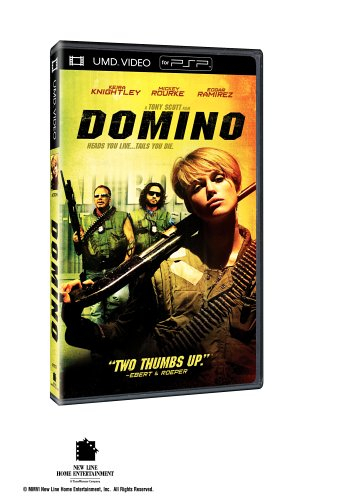 Cover art for  Domino [UMD for PSP]