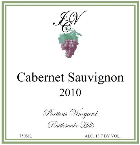 2010 Van Camp Cellars Cabernet Sauvignon 750 Ml