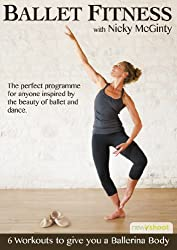Ballet Fitness With Nicky Mcginty [DVD]