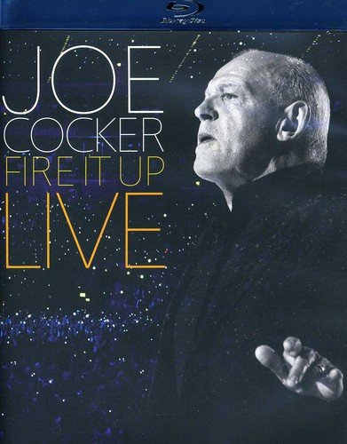 Blu-ray : Joe Cocker - Fire It Up: Live (Holland - Import)