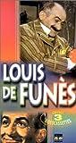 echange, troc Coffret De Funès 3 VHS : Oscar / La Folie des grandeurs / Hibernatus