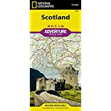 Scotland (National Geographic Adventure Map)