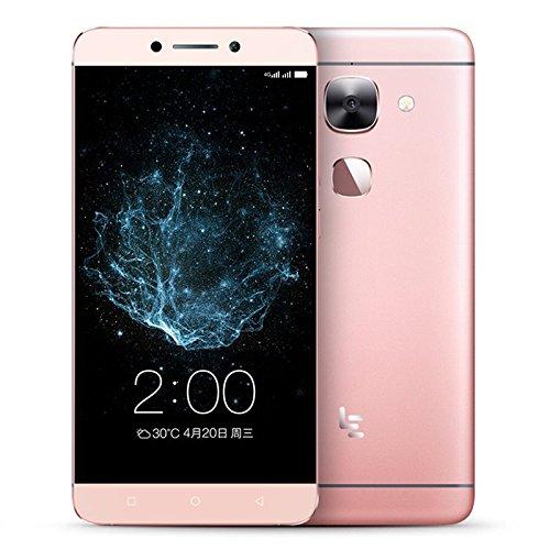 LeTV Le2 X620 4G LTE SIMフリー スマートフォン - Dual Sim , RAM: 3GB , ROM: 32GB , Android 6.0 Deca Core 2.3GHz 5.5 inch FHD 8+16MP スクリーン , (リミテッドゴールド) [並行輸入品]