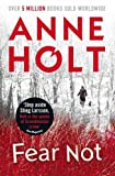 Anne Holt Fear Not: 4 (Johanne Vik) (Johanne Vik Series)