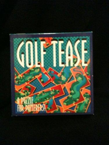Golf Tease Jigsaw Puzzle