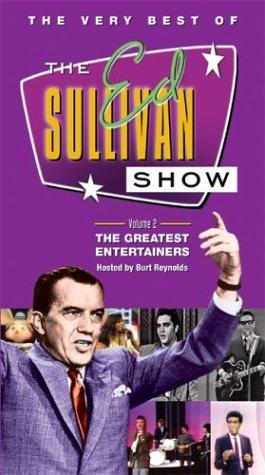 Ed Sullivan 2: Very Best of Ed Sullivan [VHS]