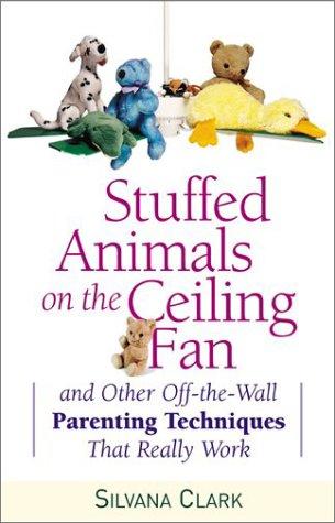 Stuffed Animals on the Ceiling Fan