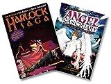 echange, troc Angel Sanctuary & Harlock Saga [Import USA Zone 1]