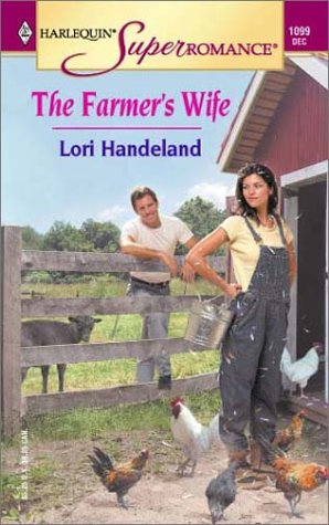 Image of The Farmer's Wife (Harlequin Superromance No. 1099)