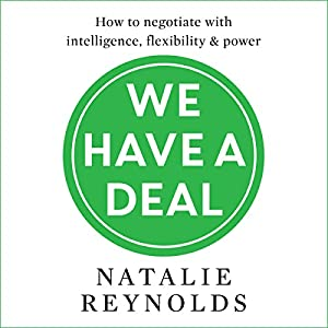 We Have a Deal Audiobook