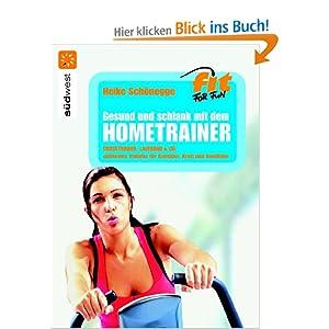 eBook Cover für  Gesund und schlank mit dem Hometrainer