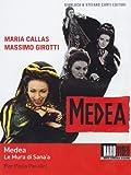 Pier Paolo Pasolini - Medea + Le mura di Sana'a [Italia] [DVD] subtítulos en Español