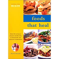 Healing Foods Cookbook (Eating for Health)